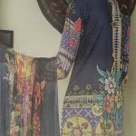 Rang Rasiya Lawn 3pc Suit D-02