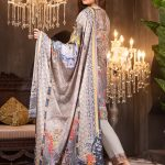 Aalaya V16-05 Lawn 3pc Suit