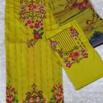 Digital Eid Collection D-08 Lawn 3pc Suit