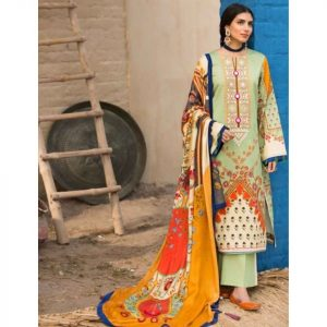 Afsaneh Master Replica (Shahkaam) Lawn 3pc Suit