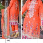 BS Signature V1-03b Lawn 3pc Suit