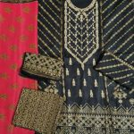 Gul Ahmed Replica vlw-16-2 Lawn 3pc Suit