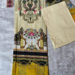 Afsaneh Master Replica (Naurattan) Lawn 3pc Suit
