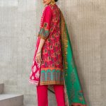 Regalia Digital Embroidered d-03 Lawn 3pc Suit