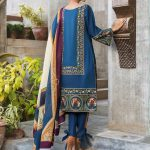 Regalia Digital Embroidered d-05 Lawn 3pc Suit