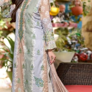 Khaddi by Mysoori Vol-03 3pc Lawn Suit d-07b
