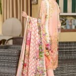 Khaddi by Mysoori Vol-03 3pc Lawn Suit d-08a