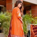 Bin Saeed by Mysoori d-01a 3pc Lawn Suit