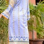Bin Saeed by Mysoori d-01b 3pc Lawn Suit