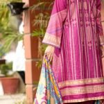 Bin Saeed by Mysoori d-03a 3pc Lawn Suit