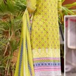 Bin Saeed by Mysoori d-04a 3pc Lawn Suit