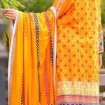 Bin Saeed by Mysoori d-04b 3pc Lawn Suit