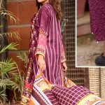 Bin Saeed by Mysoori d-05b 3pc Lawn Suit