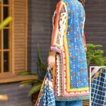 Bin Saeed by Mysoori d-06a 3pc Lawn Suit