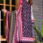 Bin Saeed by Mysoori d-06b 3pc Lawn Suit