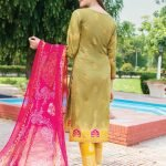 Rangrez Vol-15 3pc Lawn Suit d-06