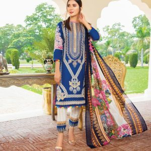 Rangrez Vol-15 3pc Lawn Suit d-10