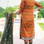 Rangrez Vol-15 3pc Lawn Suit d-11