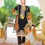 Rangrez Vol-15 3pc Lawn Suit d-12
