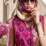 Saadia Asad Replica (Master Copy) d-507b 3pc Suit