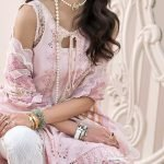 Saadia Asad Replica (Master Copy) d-509a 3pc Suit