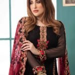 LaBelle Soiree Chiffon 3pc Suit d-9141