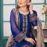 LaBelle Soiree Chiffon 3pc Suit d-9149