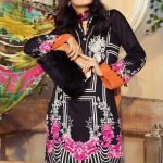 Maria.B M Print Replica King Copy 3pc Lawn Suit d-6B