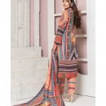Casual Cool by MTF Digital Printed Lawn with Mirror Work d-01
