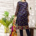 Mariam Ayesha Unstitched 3pc Printed Lawn Suit d-03A