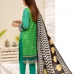 Mariam Ayesha Unstitched 3pc Printed Lawn Suit d-04A