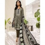 Mariam Ayesha Unstitched 3pc Printed Lawn Suit d-04B