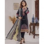 Mariam Ayesha Unstitched 3pc Printed Lawn Suit d-05A