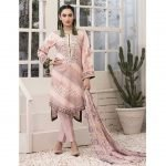 RENEE by Tawakkal Unstitched 3pc Embroidered Lawn Suit d-1452B