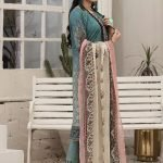 RENEE by Tawakkal Unstitched 3pc Embroidered Lawn Suit d-1454A