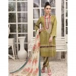 RENEE by Tawakkal Unstitched 3pc Embroidered Lawn Suit d-1455B