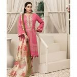 RENEE by Tawakkal Unstitched 3pc Embroidered Lawn Suit d-1455A