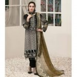 RENEE by Tawakkal Unstitched 3pc Embroidered Lawn Suit d-1454B