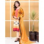 Satrangi by Mysoori Unstitched 3pc Embroidered Lawn Suit d-02B