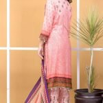 Satrangi by Mysoori Unstitched 3pc Embroidered Lawn Suit d-06A