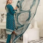 AVYANNA by Tawakkal Unstitched 3pc Embroidered Lawn Suit d-1542A