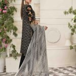 AVYANNA by Tawakkal Unstitched 3pc Embroidered Lawn Suit d-1544A