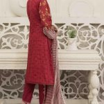 AVYANNA by Tawakkal Unstitched 3pc Embroidered Lawn Suit d-1544B