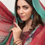Raqami by Tawakkal Unstitched 3pc Embroidered Lawn Suit d-1612