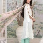 Summer Medley by Tawakkal Unstitched 3pc Embroidered Lawn Suit d-1472A