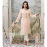 Summer Medley by Tawakkal Unstitched 3pc Embroidered Lawn Suit d-1472B