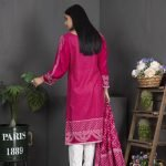 Rang Reza Mid Summer by Z.S 3pc Unstitched Printed Cotton Suit d-07