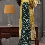 Qissa by Amna Khadija Unstitched 3pc Printed Viscose with Mirror Work Suit d-03